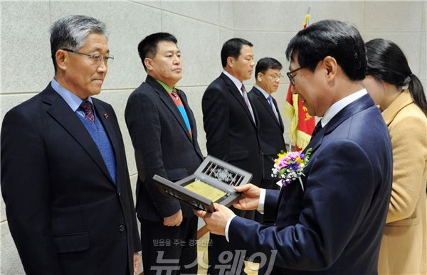 함평군, 농촌진흥사업 '최우수상' 수상