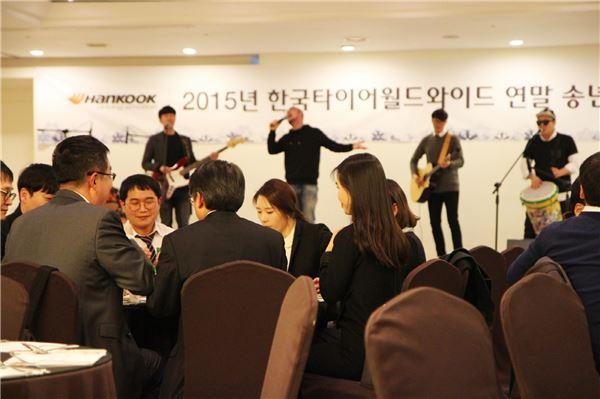 한국타이어, '사랑나눔 경매' 수익금 기부
