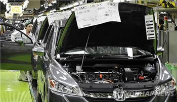 산업생산 두달 연속 감소…소비상승세도 꺾여(종합)