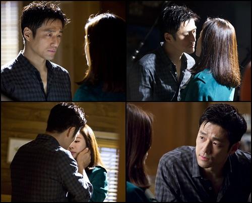 '애인있어요' 지진희, '오글남'으로 변신?…김현주와 달콤한 키스
