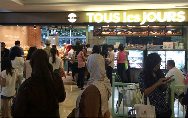 CJ푸드빌 뚜레쥬르, 인도네시아에 19호점 열어