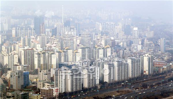 지난해 서울 아파트 평균 거래가 4억7129만원