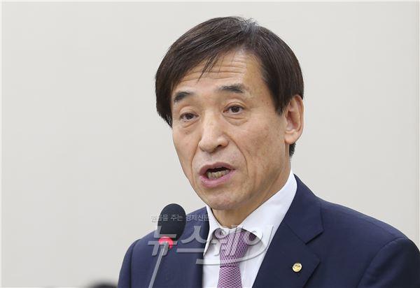 이주열 한국은행 총재 이틀간의 행보에 쏠린 눈