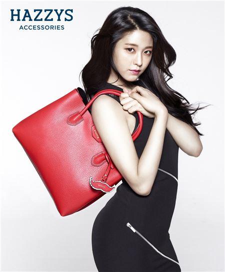 AOA 설현, 대세란 말은 이럴 때 쓰는 것…핸드백 브랜드 뮤즈로 낙점 '광고 퀸'