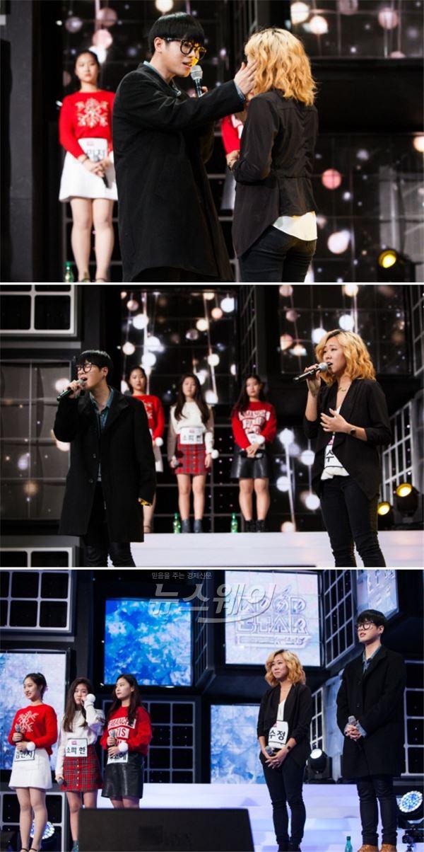 'K팝스타5' 이수정·정진우, 박진영 눈물샘 노린다… 우승후보들의 무대 기대↑