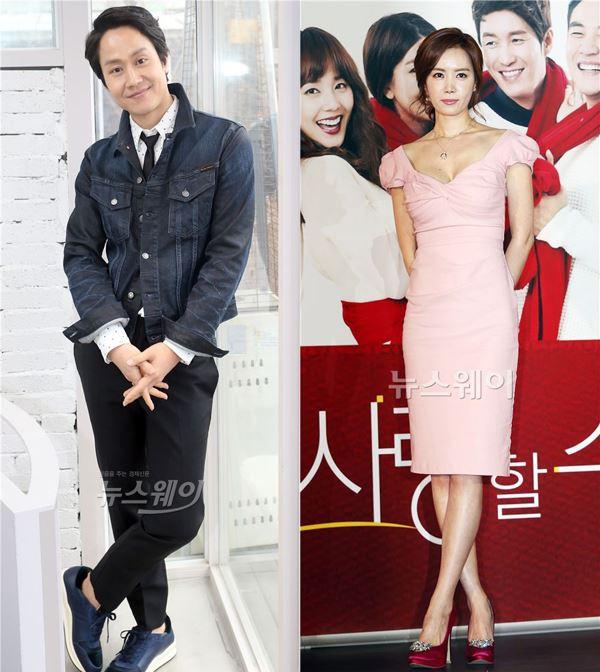 정우♥김유미, 오늘(16일) 비공개 결혼…부부의 연 맺는다