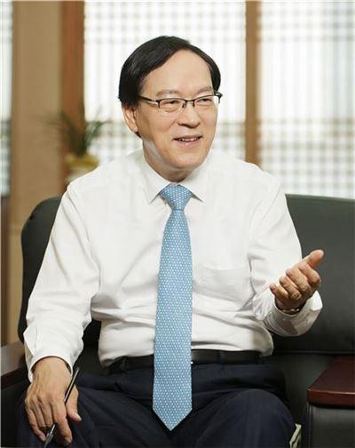 김용환 NH농협금융 회장, '국제 전자상거래 혁신 리더상' 수상