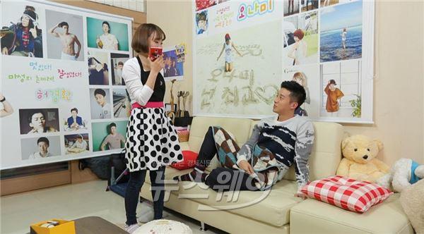 """'님과함께2' 박지선, 오나미에 """"우리의 희망…꼭 결혼하라"""" 폭소"""