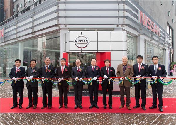 한국닛산, 국내 '23번째 전시장'으로 송도 낙점