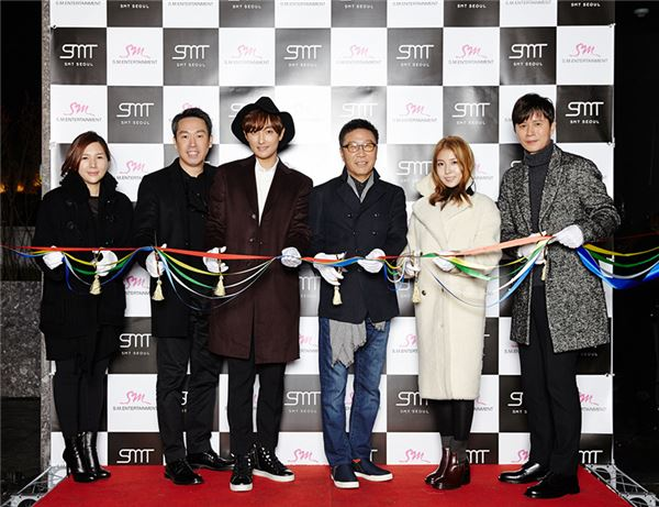 SM엔터테인먼트 복합 외식공간 'SMT SEOUL', 27일 그랜드 오프닝 파티 개최