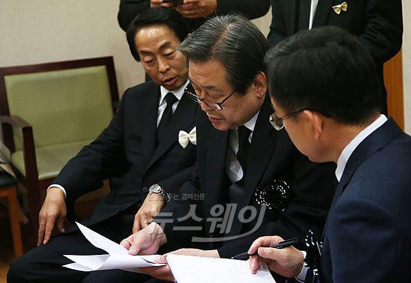 """김현철, 김무성 비판 """"아버님 무덤에 침 뱉고 있다"""""""