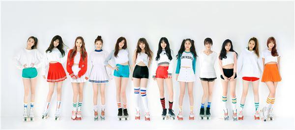 신인 걸그룹 우주소녀, 스와로브스키와 콜라보 프로젝트 진행…본격 데뷔 시동
