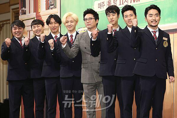 '배우학교', 용기 있는 '연기 미생' 7人의 반란… 시작은 예능 끝은 다큐 (종합)