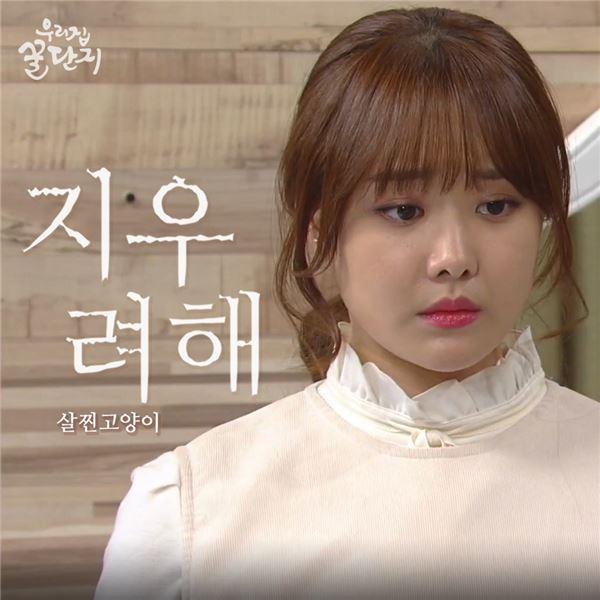가수 살찐고양이, '우리집 꿀단지' OST 가창자로 나선다…오늘(4일) '지우려해' 공개