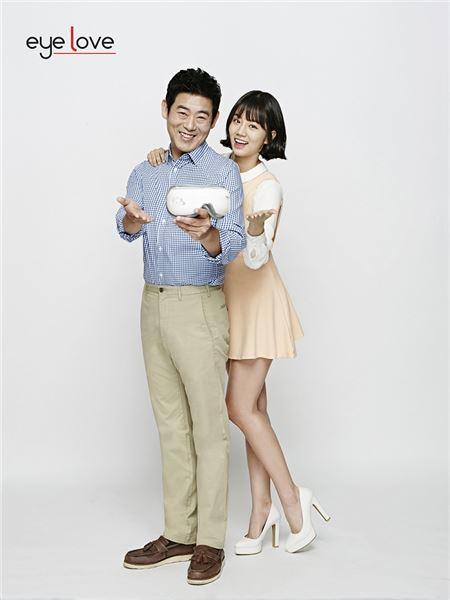 걸스데이 혜리, '응답하라 1988' 아빠 성동일과 재회…광고서 父女 케미 발산