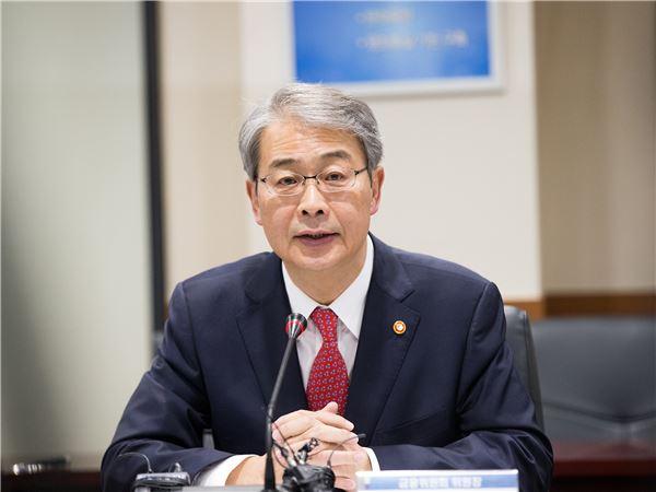 """임종룡 """"기관들 ELS 설명회 통해서라도 투자자 불안 가라 앉혀야"""""""