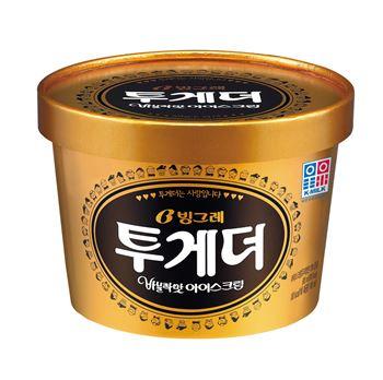 빙그레 투게더, 국산우유사용 인증(K-MILK) 획득