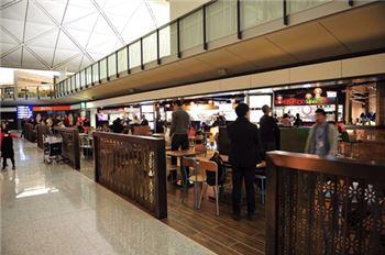스쿨푸드, 홍콩국제공항에 홍콩 9호점 매장 오픈