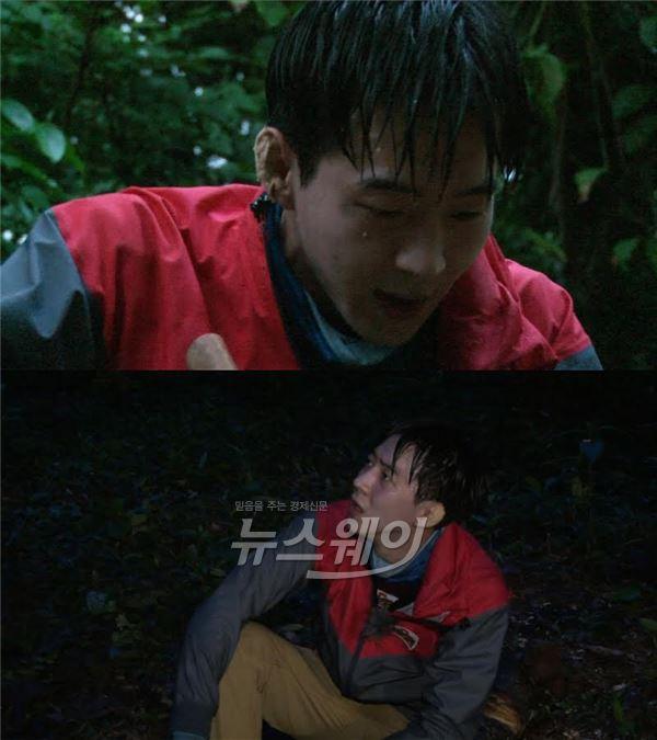 '정글의법칙' 박유환, 친형 박유천 떠올리며 눈물 글썽