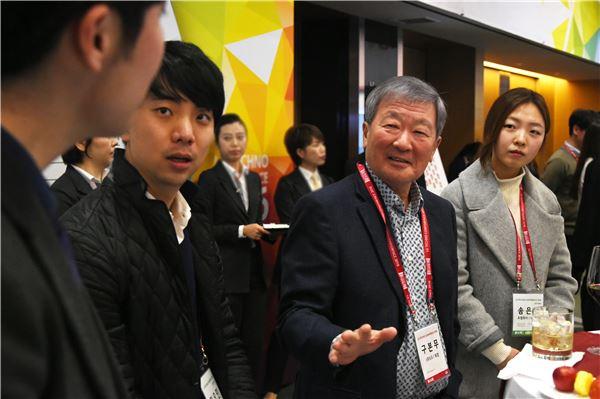 구본무 LG그룹 회장의 뜨거운 '이공계 인재 러브콜'