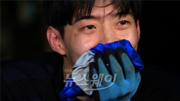 박유환, 친형 박유천이 보낸 손편지에 '눈물 펑펑' (정글의법칙)