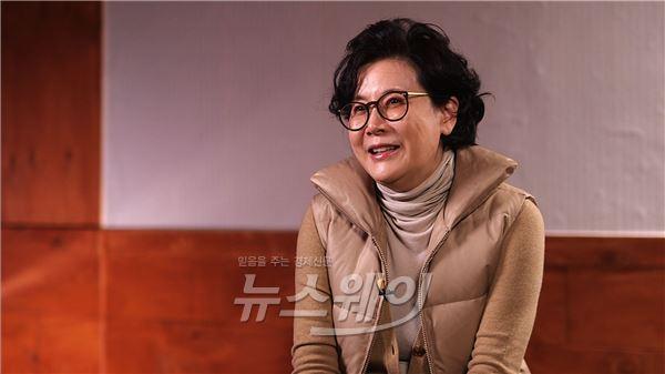 박정수, 20代 이영애 닮은꼴… '식사하셨어요' 임지호 극찬
