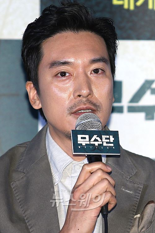 """김민준 """"'태양의 후예' 재밌어, 표현되는 군인 모습 달라"""""""