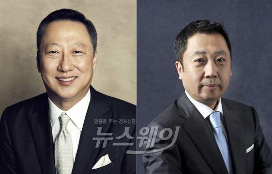 두산그룹, 4세 박정원 회장 시대(종합)