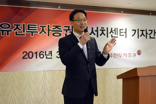 """변준호 유진투자증권 센터장 """"콜라보레이션 리서치 표방"""""""