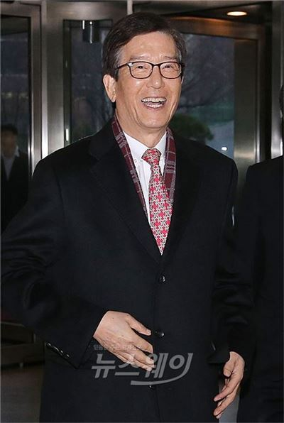 이동걸 산업은행 회장 '바쁘다 바빠'