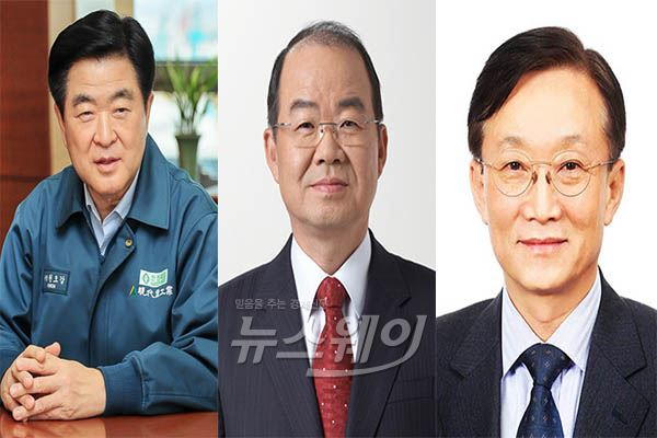 조선업계 CEO, '미워도 다시한번'