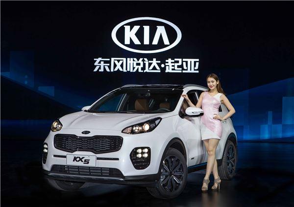 기아차, 중국서 신형 스포티지 'KX5' 출시