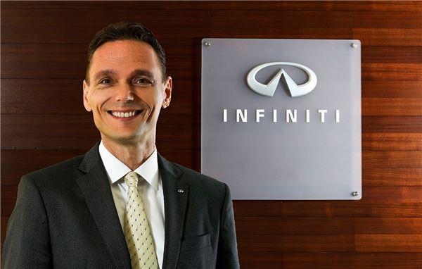 인피니티 디자인 임원 총출동 '브랜드 비전' 발표