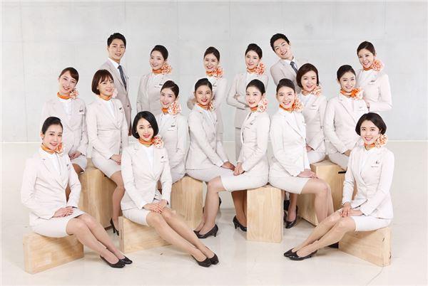 제주항공, 객실승무원 대상 사내모델 17명 선발