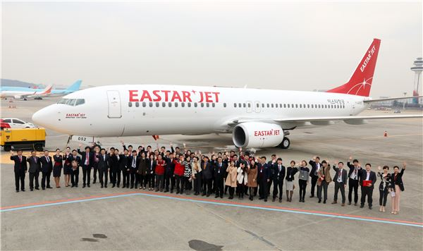 이스타항공, 새 여객기 1대 도입…국제선 新노선에 투입