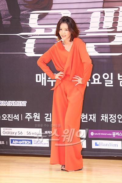 """채정안 측 """"SBS '딴따라' 출연 확정 맞다"""""""