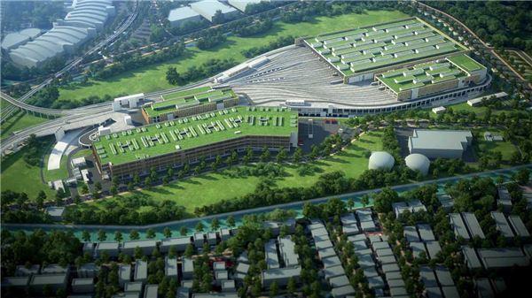 GS건설, 싱가포르서 세계 최대 차량기지 프로젝트 수주