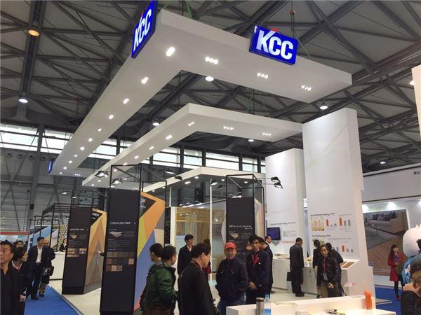 KCC, 중국 PVC 바닥재 시장 본격 진출