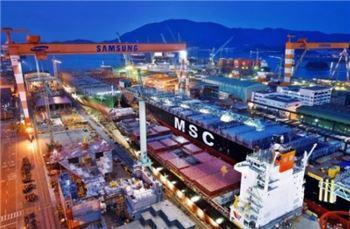삼성중공업, 5조원 규모 FLNG 사업 무산되나