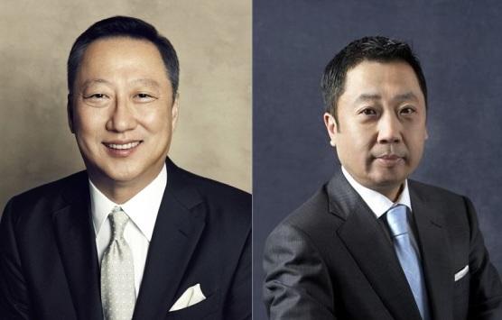두산그룹, 박정원 회장 그룹 총수 첫발…이취임식 열려