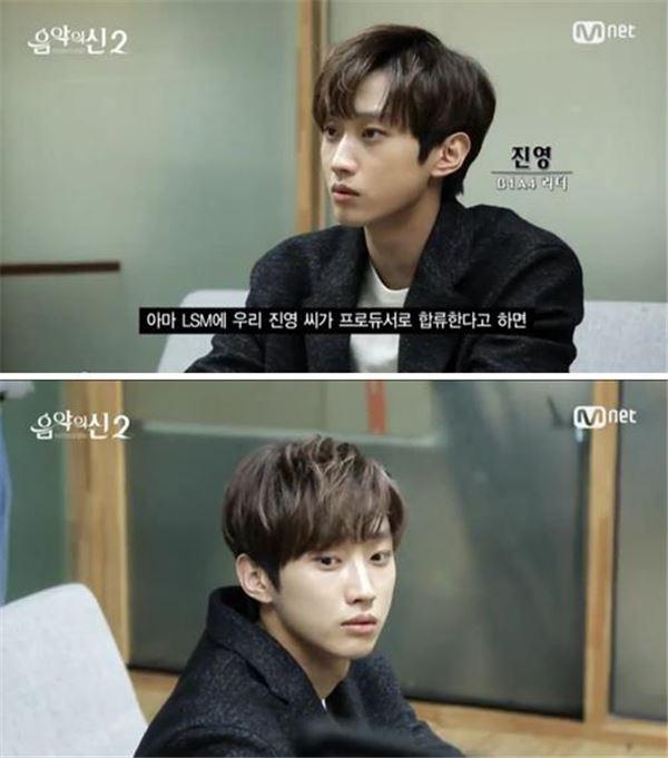 B1A4 진영, '프로듀스 101' 이어 '음악의 신2' 프로듀서로