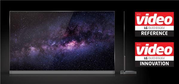 '超프리미엄' LG 시그니처 올레드 TV, 유럽서 호평