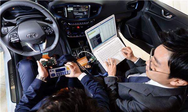 현대기아차, '커넥티드 카' 중장기 4대 주요 계획 발표