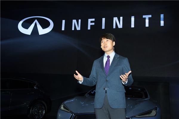 인피니티 코리아, 올 1Q '1천대' 판매..전년比 64%↑