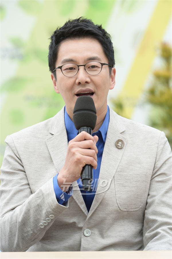 """김재원 아나 """"'6시 내고향', 사람 냄새 나는 프로그램"""""""