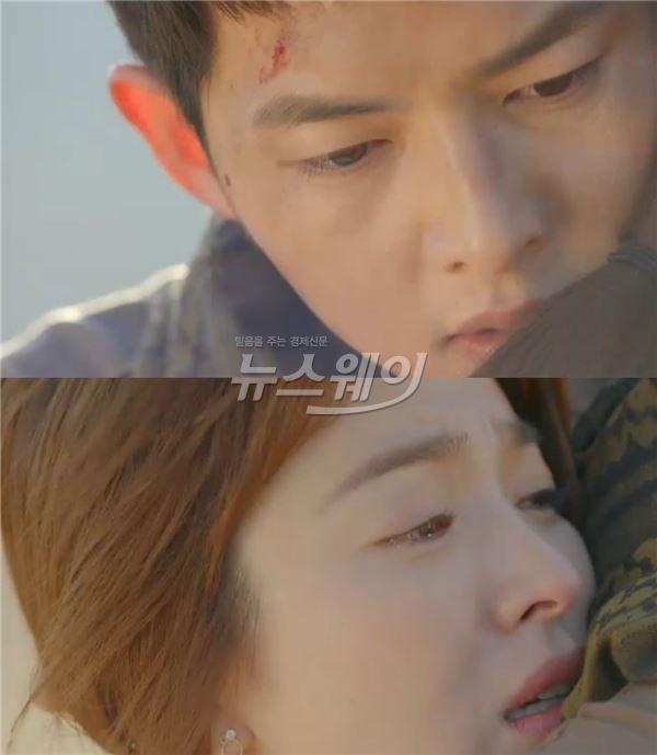 '태양의 후예', 시즌2 서막 예고하는 신선한 해피엔딩