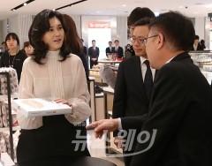 이부진, 용산면세점에 루이뷔통 유치‥신규면세점 최초