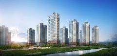 남양뉴타운 유일 59㎡ 단일평형 단지 분양