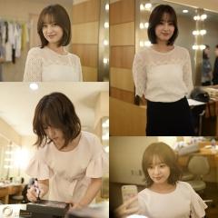 김지원, '태양의 후예' OST 콘서트서 러블리 매력 발산