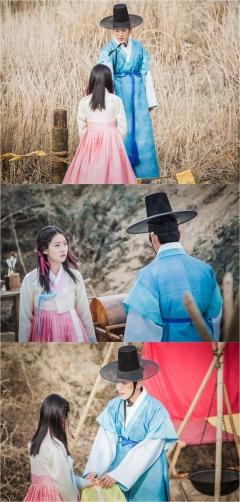 김새론, 17년만의 외출… '마녀보감' 곽시양과 위험한 일탈